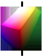 فضای رنگی 3D