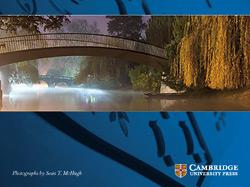 Фотокалендарь «Кембридж в цвете»