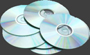 pile of CD's