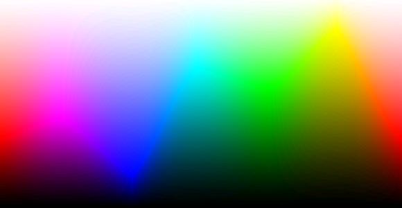 16-bit color depth