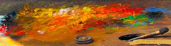 digital color palette example