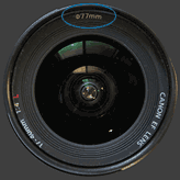 фильтр диаметром 77 мм