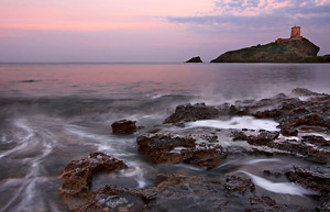 example photo using a long exposure to smooth water