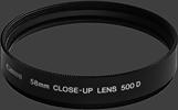 canon close-up lens