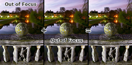 Depth of Field Example