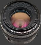 SLR camera lens - rear element
